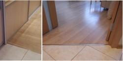 Можно ли класть плитку на плитку на пол и как укладывается напольная плитка под дерево