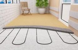 Теплый пол на балконе своими руками (фото инструкция)