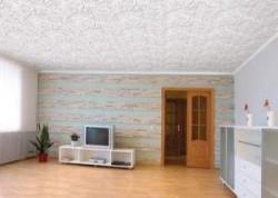 Выбор и монтаж потолочной плитки без швов